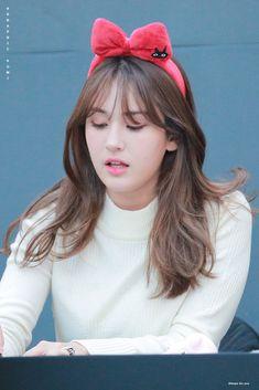 South Korean Girls, Korean Girl Groups, Number One Hits, Jeon Somi, Elegant Wedding Hair, Seolhyun, Ioi, Looking Forward To Seeing, Cute Faces