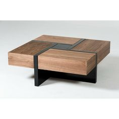 Lipscomb Makai Coffee Table with Storage & Reviews | AllModern