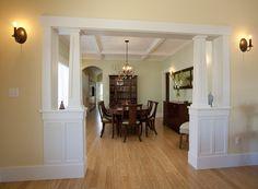 Renovation Detail: The Built-In Room Divider