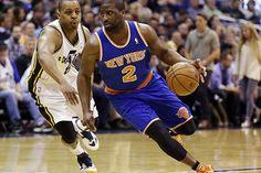 Smith and Felton Show Basketball Knicks Usually Play,