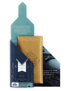 Ritual Chocolate — The Dieline - Branding & Packaging Design