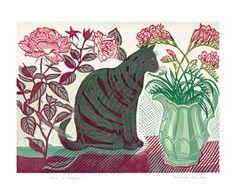 Roses & Freesia, Richard Bawden