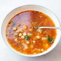 Zupa z ciecierzycy | Kwestia Smaku