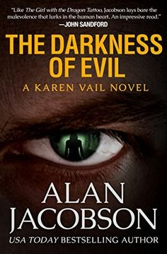 The Darkness of Evil (Karen Vail Novels, #7)