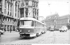 Izvor - Tribunalul in dreapta spate Bucharest Romania, Old City, Public Transport, Trains, Amen, Transportation, Buildings, Memories, Country
