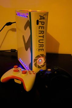 xBox 360 Portal Mod BTW...for the best game cheats, tips,DL, check out: http://cheating-games.imobileappsys.com/