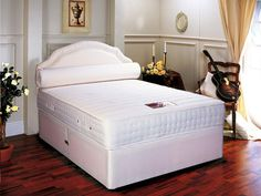 backcare pocket 2000 memory divan set heavy base