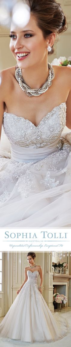 #weddingdress il particolare della collana
