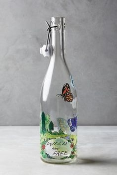 Winged Migration Carafe