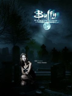 Buffy the Vampire Slayer (1997-2003) Stars: Sarah Michelle Gellar, Nicholas Brendon, Alyson Hannigan, Anthony Head, James Marsters,  Emma Caulfield, Michelle Trachtenberg, David Boreanaz, Charisma Carpenter, Kristine Sutherland, Amber Benson, Seth Green, Marc Blucas