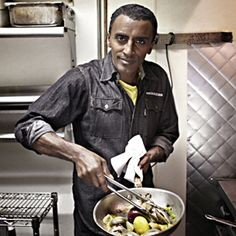 See how Marcus Samuelsson, Chef/owner of Red Rooster and Ginny's Supper Club, eats to stay fit! #QBlog #HealthyEating