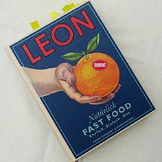 Ein sehr cooles Buch für junge Menschen. Und wer nach London kommt, kann dort gleich essen.