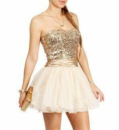 Giulia-Short Prom Dress
