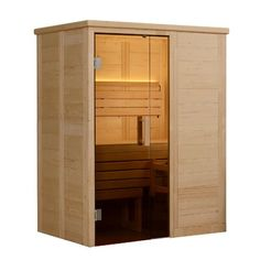 Hillsboro Nordic 2 Person Traditional Steam Sauna Almost Heaven Saunas LLCYou can find Saunas and more on our website.Hillsboro N. Indoor Sauna, Barrel Sauna, Traditional Saunas, Portable Sauna, Interior Led Lights, Steam Sauna, Light Colored Wood, Sauna Room, Infrared Sauna
