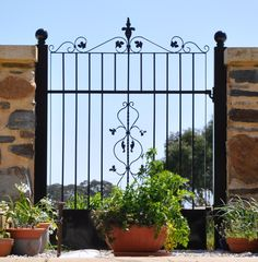 1000 Images About Gates Wrought Iron On Pinterest Wrought Iron Gates Iron Gates And Gates