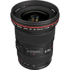 Canon EF 16-35mm f/2.8 lens