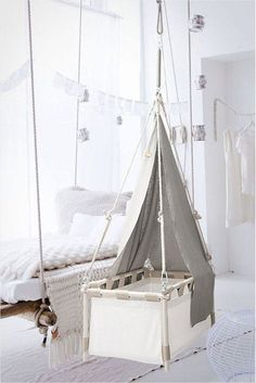 White kid bedroom | Bring the luxury and elegance with Circu Magical Furniture. Get inspired by our amazing white furniture: CIRCU.NET