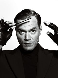 Michael Shannon by - that man does crazy eyes better than anyone.