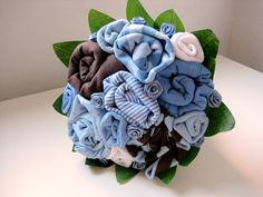 DIY: Baby Clothing Bouquet | Hellobee