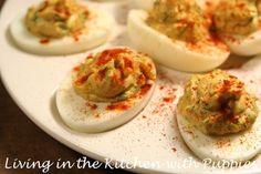 Smoky deviled eggs The Homesick Texan