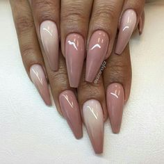 Nude ombre $40.00