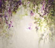 Purple Passion - 57.5 x 57.5 - available
