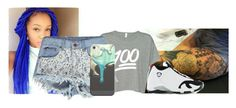 """Untitled #102"" by misfitdestinii ❤ liked on Polyvore featuring мода, Boohoo и Casetify"