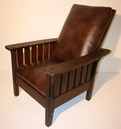 Stickley Morris Chair. Someday...