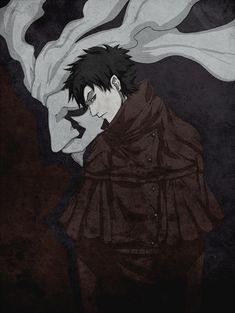Vincent Law do Anime Ergo Proxy. Esse anime é fascinante!