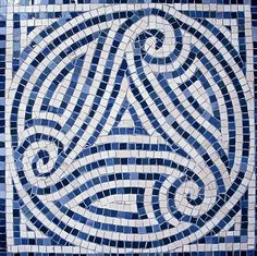 Ceramic Mosaics by Jewett Art Gallery,