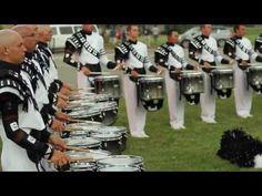 ▶ Phantom Regiment Drumline 2013 - YouTube