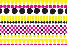 Bombotti, pattern / Puppiduu / design Sanna Pelliccioni