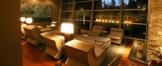 Spa at The Resort at The Mountain ~ Mt. Hood, OR