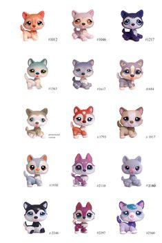 Nicole`s LPS blog - Littlest Pet Shop: Pets: Husky