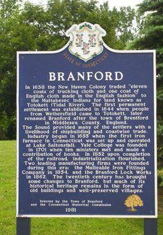 branford, CT