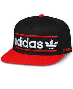 adidas Hat, adi Originals Heritage Snapback Cap