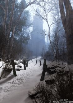 the_snowy_path_to_the_old_church_by_massi_san.jpg (1024×1449)