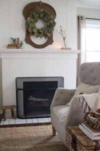 Spring-fireplace---Rustic-and-Woven