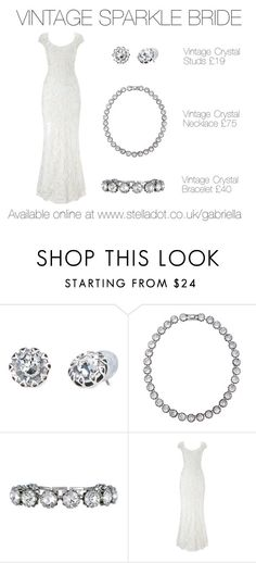 By Phase amp; Bride Vintage Featuring Stella Dot Polyvore On Gabrielladriver Sparkle AEvvFqR
