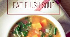 Thousands love this after the cleanse! Everybody in your house will love it! How 'bout enjoy a warm cup of soup that will help the body burn fat! The soup is packed with nutritional powerhouses such as sweet potato, spinach, garlic, carrots, and tomatoes, this soup truly flushes the fat away by restoring acid-alkaline and …