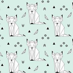 Hey, j'ai trouvé ce super article sur Etsy, chez https://www.etsy.com/fr/listing/481645117/geometric-pastel-fabric-origami-sleepy