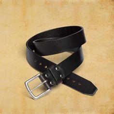 $100 100 year warranty hand made belt