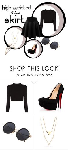 """""""Black & Gold"""" by annedenmark on Polyvore"""