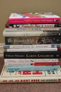 12 Books I Plan to Read in March