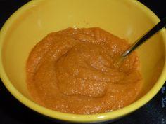 Recette Petits pots pour bébé bio : Carottes-Quinoa- Jambon blanc par francoishelene - recette de la catégorie Alimentation pour nourrissons