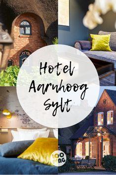 Hotel Aarnhoog in Keitum auf Sylt - Design Galerien Design Hotel, Das Hotel, North Sea, Baltic Sea, Island, Holiday, Hotels, Places, Travelling