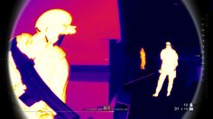 thermal vision of soldiers exemplifying metabolic rate for metabolic advantage article