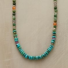 Spiced Jade Necklace in Spring Jewelry 2013 from Sundance on shop.CatalogSpree.com, my personal digital mall.