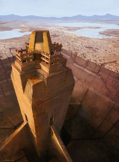 Temple Pit from Guild Wars: Eye of the North