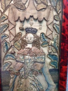 http://www.liveauctioneers.com/item/24613520_a-17th-century-stumpwork-tortoiseshell-frame-mirror